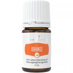 Orange+, 5 ml ätherisches Öl als Nahrungsergänzung; 6 PV