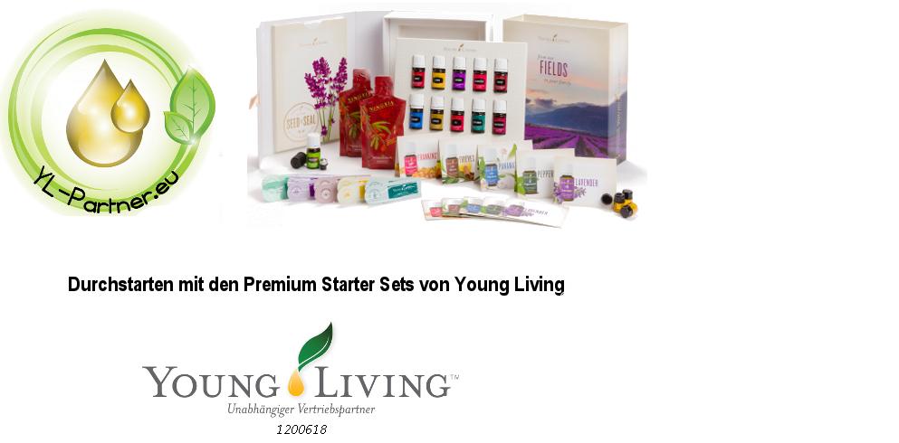 Premium Starter Sets
