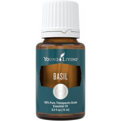 Basilikum, Young Living...