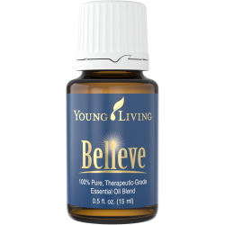 Believe, Young Living...
