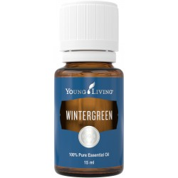 Wintergrün, Young Living...